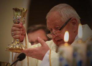 Zomrel diecézny biskup Mons. Štefan Sečka